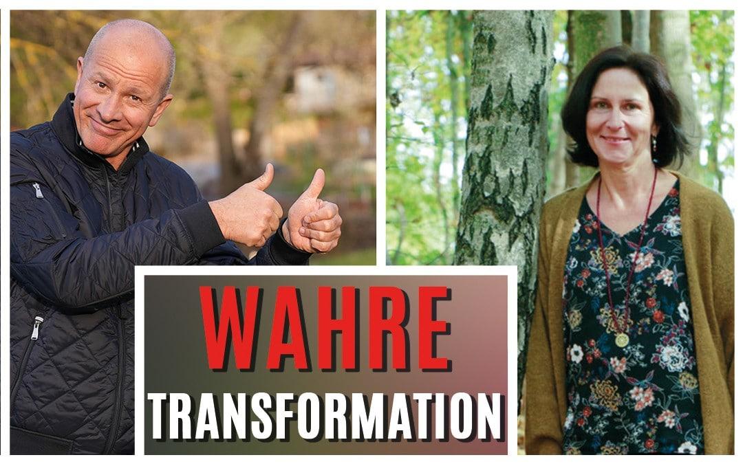 """Transformation - Christian beim Online Kongress """"Öffne Deine Augen JETZT! Die große Transformation Deines Sehens auf allen Ebenen"""" von Anita Bayer"""