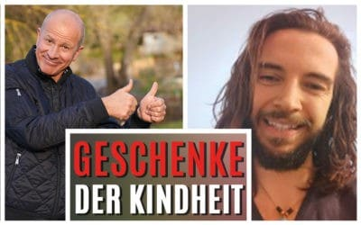"""Christian beim Kongress """"Erdheilung Jetzt"""" mit Stefan Licht"""