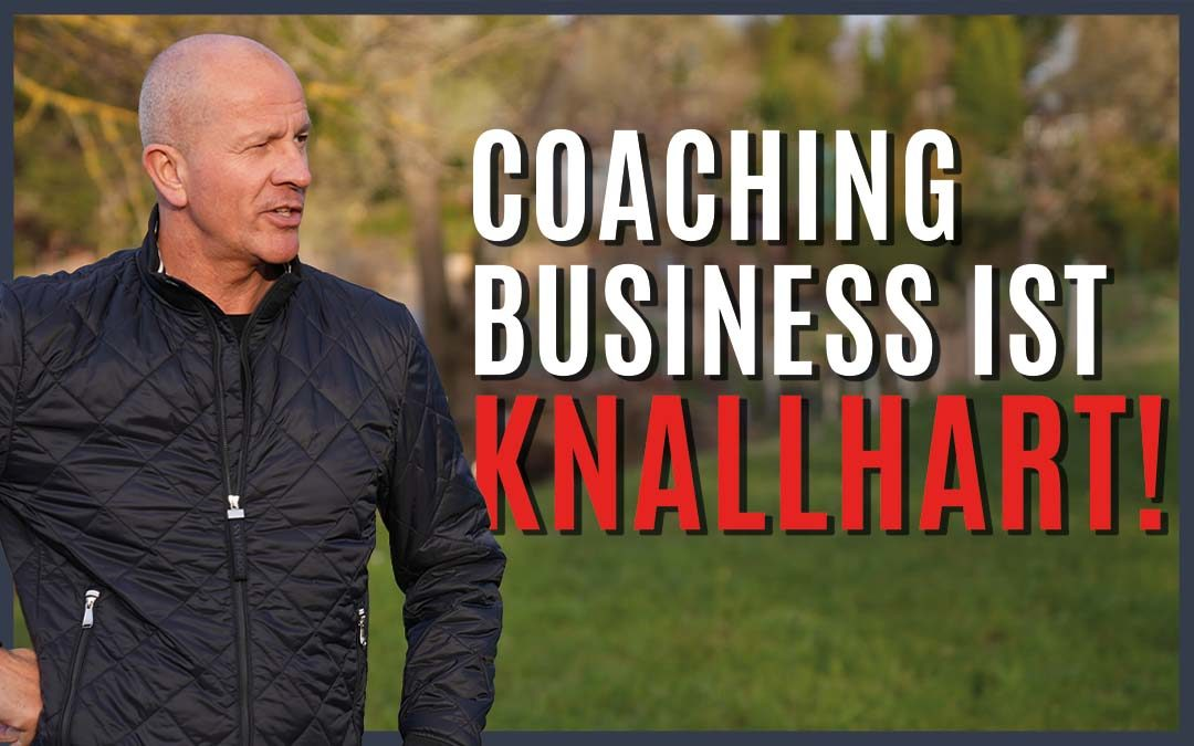 Das Coachingbusiness ist knallhart umkämpft