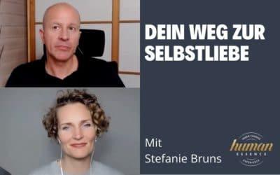 Dein Weg zur Selbstliebe mit Stefanie Bruns