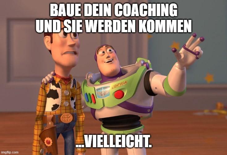 Marketing als Coach