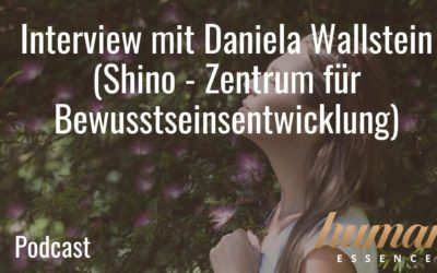 Interview mit Daniela Wallstein (Shino – Zentrum für Bewusstseinsentwicklung)