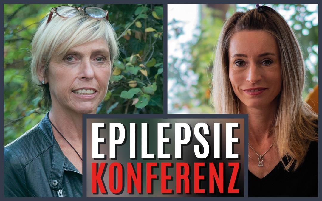 Lilian bei der Epilepsie Online Konferenz von Heike Hantel