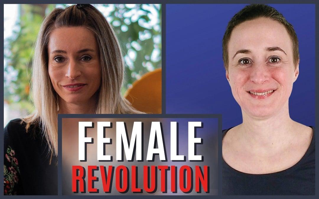 """Online Kongress """"Female Revolution"""" von Sabrina Haar"""