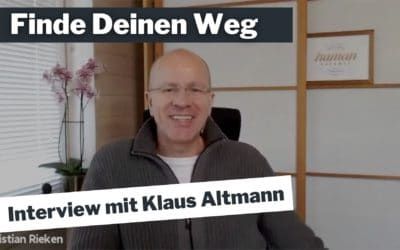 Potenzial entfalten und seinen eigenen Weg finden – Interview von Klaus Altmann