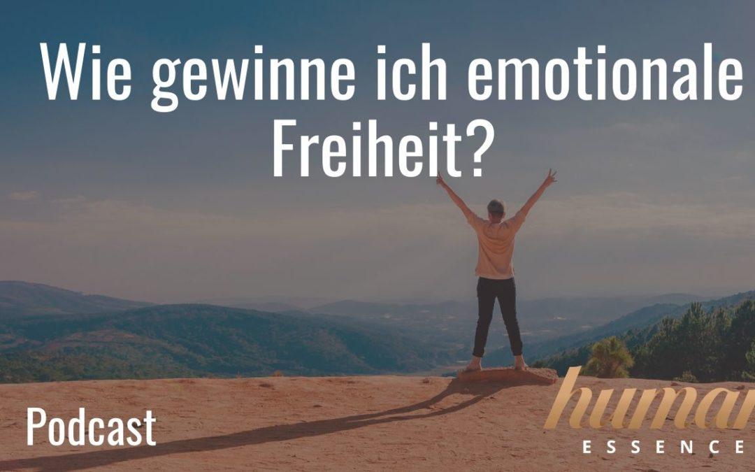 Wie gewinne ich emotionale Freiheit? Christian beim Golden Times Congress mit Philipp Thurner
