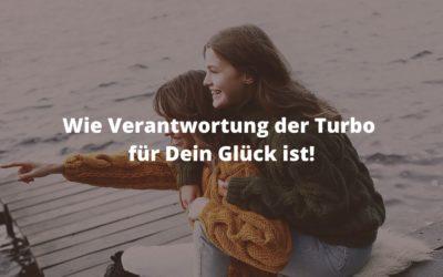 Wie Verantwortung der Turbo für Dein Glück ist! – Weltenwandler Kongress mit Lilian